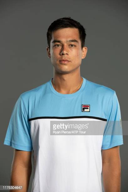 Mackenzie McDonald of XXX poses for his official portrait at the Australian Open at Melbourne Park on January 11 2019 in Melbourne Australia