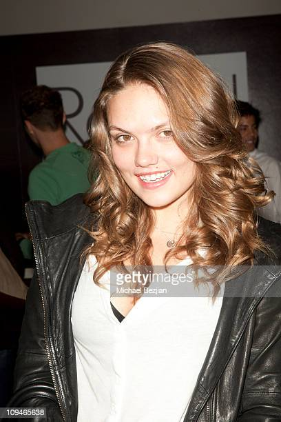Mackenzie Paulson at The Studio At HAVEN360 Day 2 on February 26 2011 in West Hollywood California