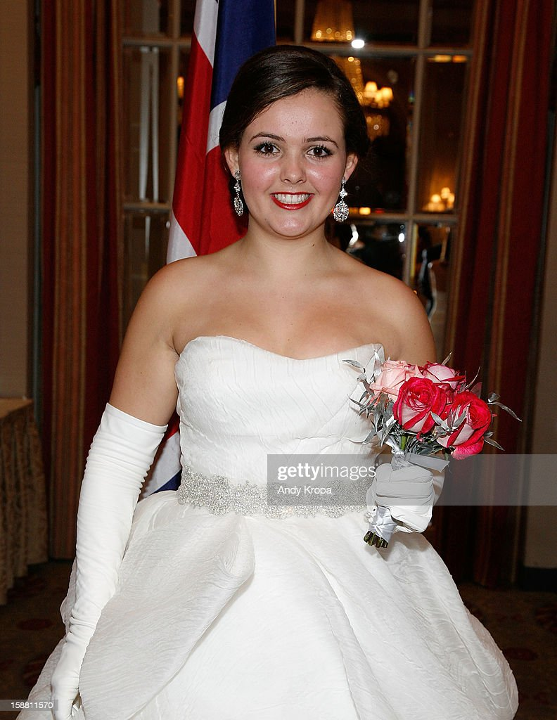 Mackenzie Peyton Nix attends The 58th International Debutante Ball at The Waldorf-Astoria on December 29, 2012 in New York City.