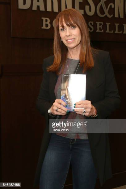 Mackenzie Phillips at her book signing for Hopeful Healing Essays on Managing Recovery and Surviving Addiction at Barnes Noble at The Grove on...