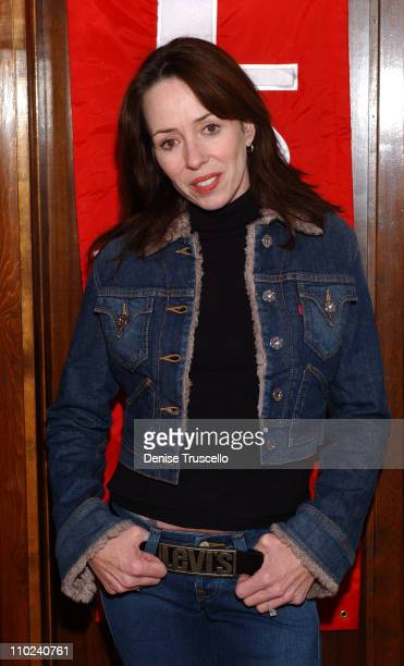 Mackenzie Phillips at Levi's Ranch during 2005 Park City Levi's Ranch at Levi's House in Park City Utah United States