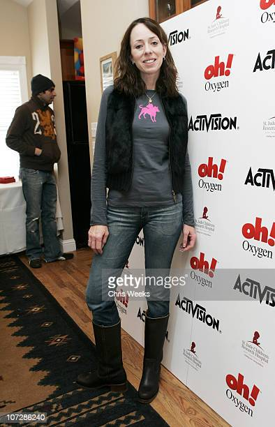 Mackenzie Phillips during 2005 Park City The Activision House Benefiting St Jude Children's Research Hospital at 262 Grant Avenue in Park City Utah...