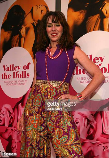 Mackenzie Phillips during DVD Debut and AllStar Reading of Valley of the Dolls at The Renberg Theater in Los Angeles California United States