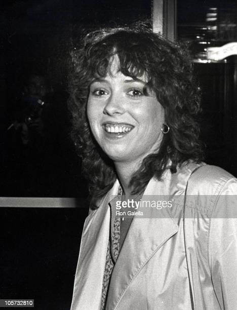 Mackenzie Phillips during Electra Asylum Party For Richard Perry November 2 1981 at Rainbow Room in New York City New York United States