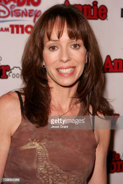 Mackenzie Phillips during Kids Night with Cast of Annie Past Present Help Hurricane Katrina Orphans to Benefit the Dream Center LA at The Pantages...
