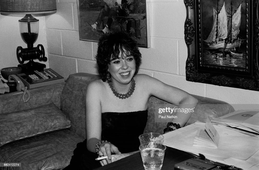 MacKenzie Phillips Of The The New Mamas And Papas : News Photo