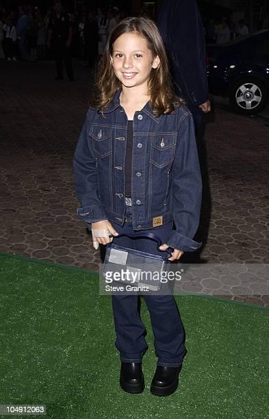 "MacKenzie Rosman during ""Summer Catch"" Premiere at Mann's Village in Westwood, California, United States."