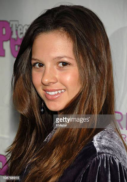 Mackenzie Rosman during Teen People's 20 Teens Who Will Change the World Hosted By Nick Lachey at Time Life Building in New York New York United...