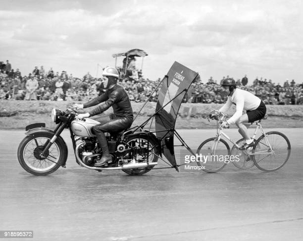 Mackeson Premier at the Crystal Palace race track London 9th August 1964