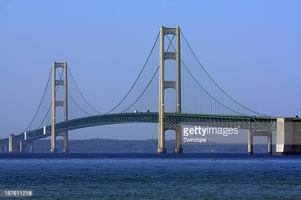 Mackinac-Brücke in MIchigan