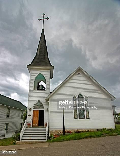 Mackinac Island- Trinity Church