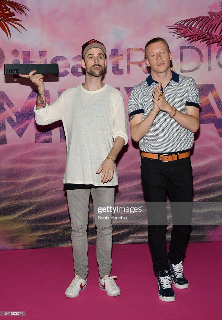 2016 MuchMusic Video Awards - Press Room