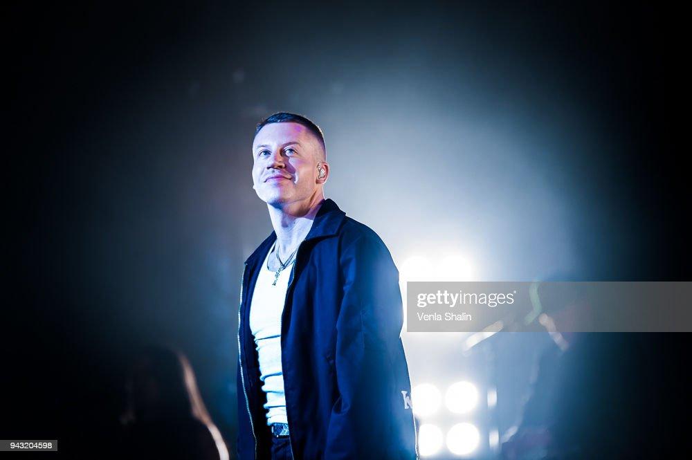 Macklemore Performs at o2 Brixton London