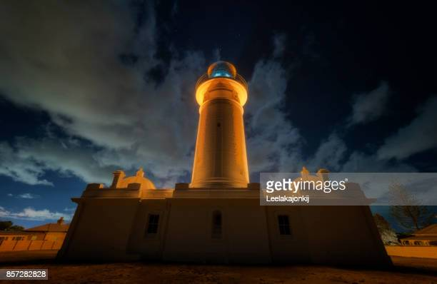 Macquarie lighthouse in Sydney