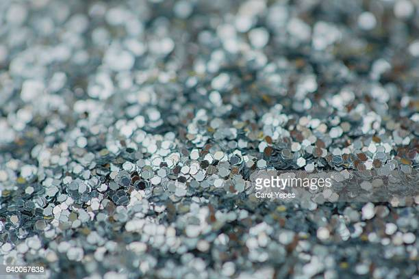 macro abstract glitter - silver dress stock pictures, royalty-free photos & images