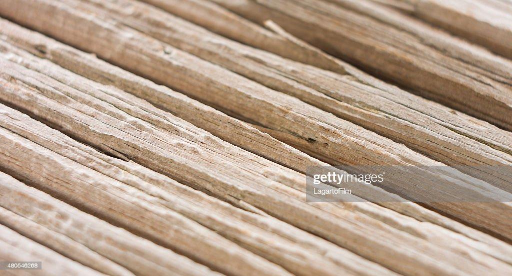 Sehr alte Holz Textur Makro : Stock-Foto