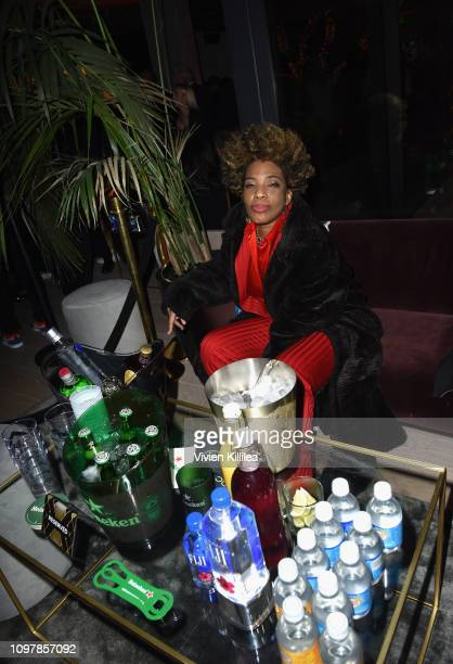 Macy Gray at Republic Records Grammy after party at Spring Place Beverly Hills on February 10 2019 in Beverly Hills California