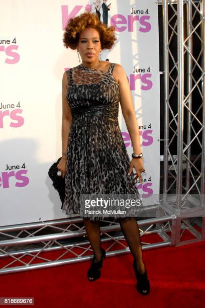 Macy Gray attends 'Killers' Los Angeles Premiere at ArcLight Cinemas on June 1 2010 in Hollywood California