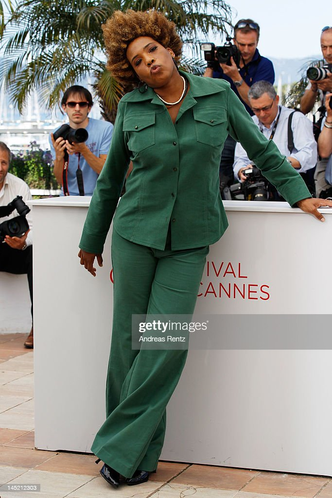 Macy Gray attends the 'The Paperboy' photocall during the 65th Annual Cannes Film Festival at Palais des Festivals on May 24, 2012 in Cannes, France.