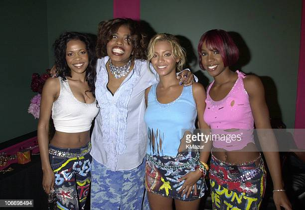 Macy Gray Destiny's Child during The Event To Prevent A Benefit Concert to Launch The Candie's Foundation at Roseland Ballroom in New York City New...
