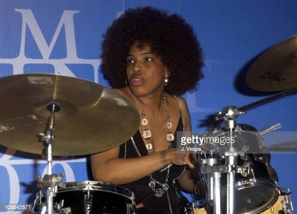Macy Gray during 2003 Cannes Film Festival Cinema Against Aids 2003 to benefit amfAR sponsored by Miramax Auction at Moulin de Mougins in Cannes...