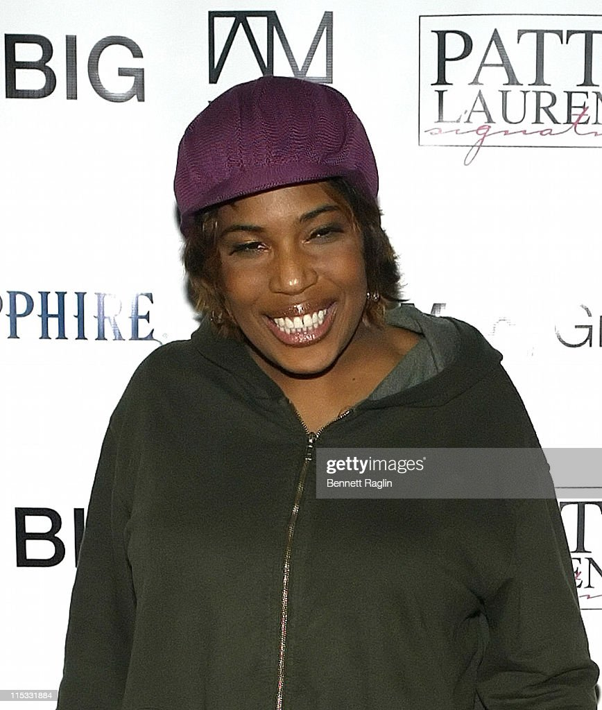 "Bombay Sapphire and Geffen Records Celebrate Macy Gray's ""BIG"" Album Release"