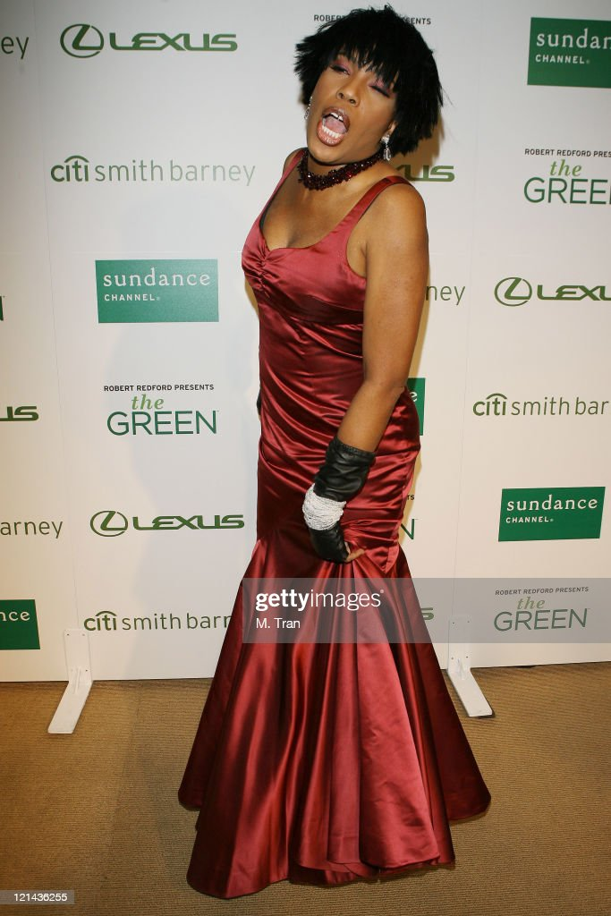 "Sundance Channel Celebrates the Launch of ""The Green"" - Arrivals"