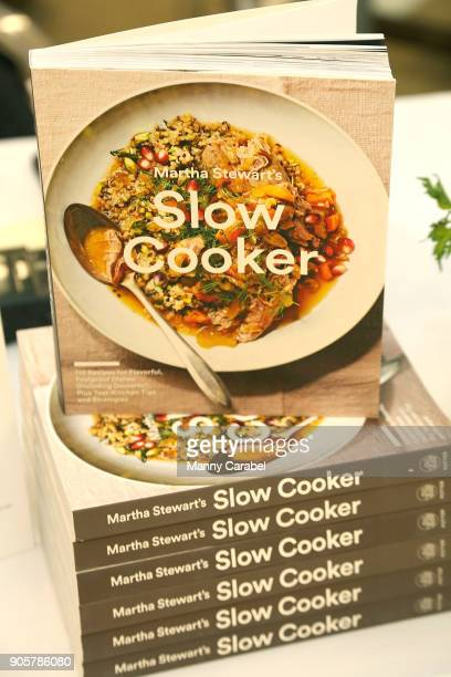 Macy's Garden State Plaza welcomes Martha Stewart to celebrate her new books 'Newlywed Kitchen' and 'Slow Cooker' at Macy's Garden State Plaza on...
