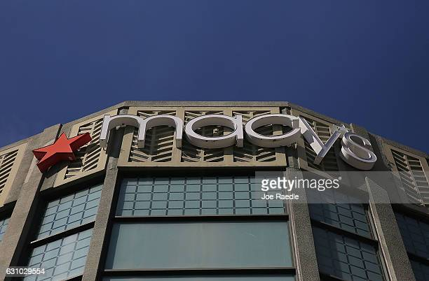 Macys Store Stock Photos and Pictures Getty Images