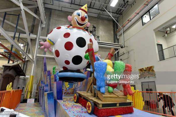 Macy's unveils the new float Parade Day Mischief by SOUR PATCH KIDS® Candy set to debut in the 91st Annual Macy's Thanksgiving Day Parade on November...