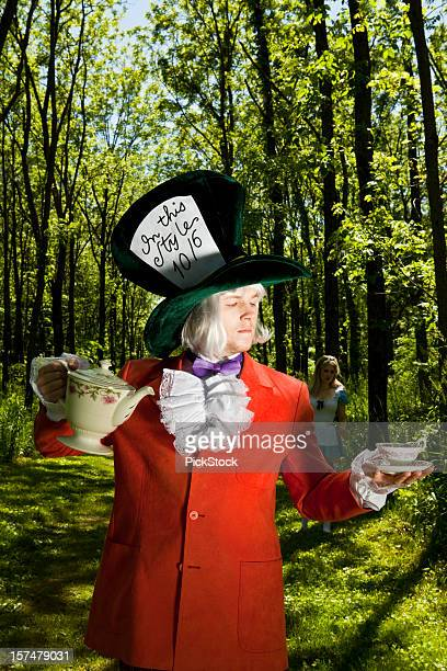 Mad Hatter Expecting Company