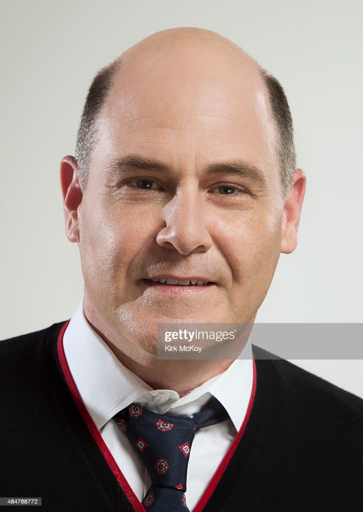 Mad Men creator Matthew Weiner is photographed for Los Angeles Times on June 26, 2015 in Los Angeles, California. PUBLISHED IMAGE.