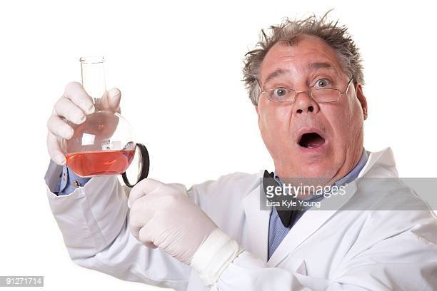 Mad Scientist discovers something
