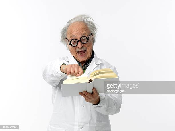 Verrückter Wissenschaftler