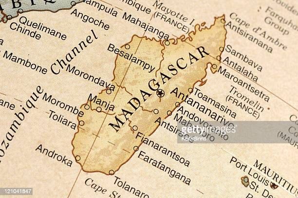 madagascar - madagascar stock photos and pictures