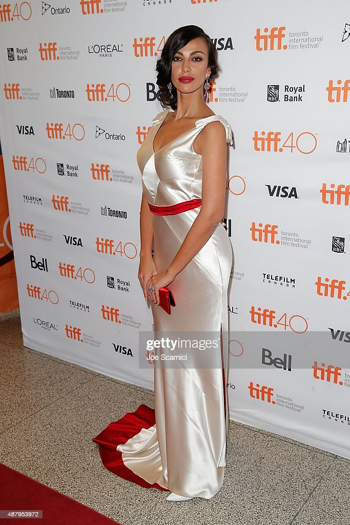 Madalina Diana Ghenea attends 2015 Toronto International Film Festival - 'Youth' Premiere at The Elgin on September 12, 2015 in Toronto, Canada.