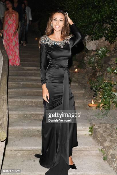 Madalina Ghenea attends 2018 Ischia Global Film Music Fest on July 19 2018 in Ischia Italy