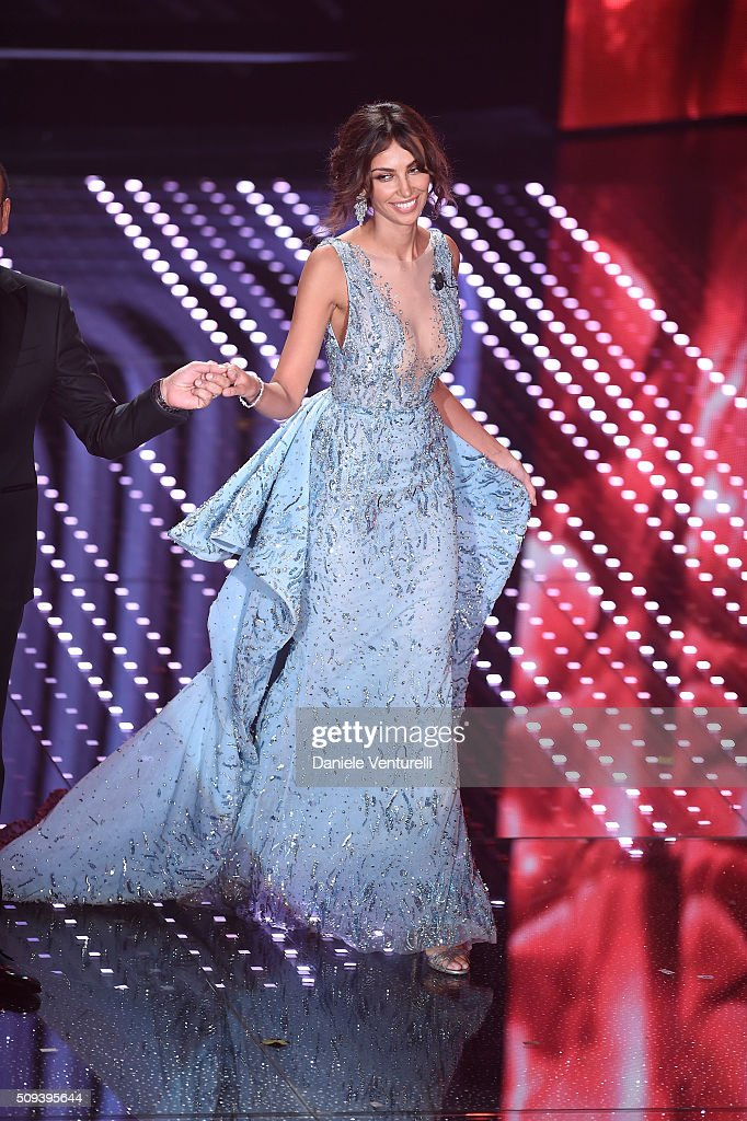 Sanremo 2016 - Day 2 : News Photo