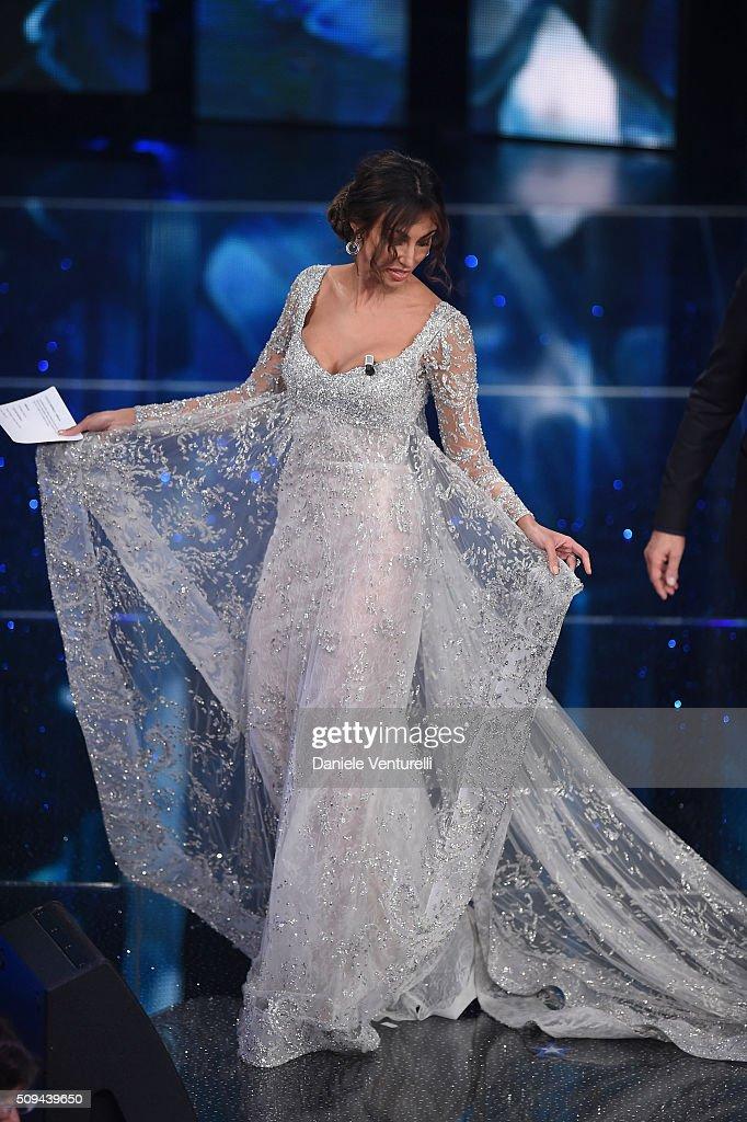 Sanremo 2016 - Day 2 : News Photo