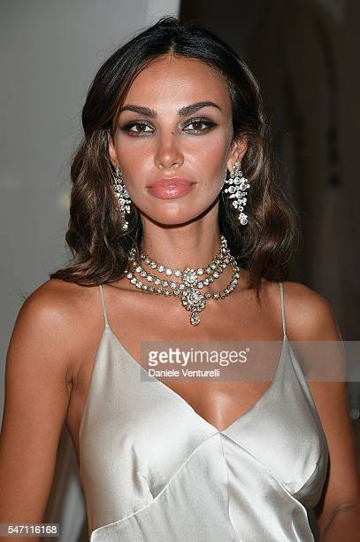 Madalina Ghenea attends the 2016 Ischia Global Film Music Fest on July 13 2016 in Ischia Italy