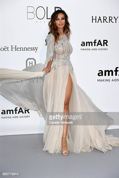 Madalina Ghenea attends the amfAR's 23rd Cinema Against AIDS Gala at Hotel du CapEdenRoc on May 19 2016 in Cap d'Antibes France