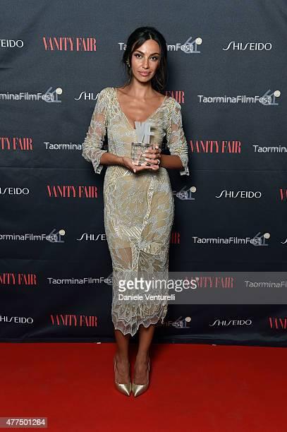 Shiseido And Vanity Fair Gala Dinner - 61st Taormina Film Fest