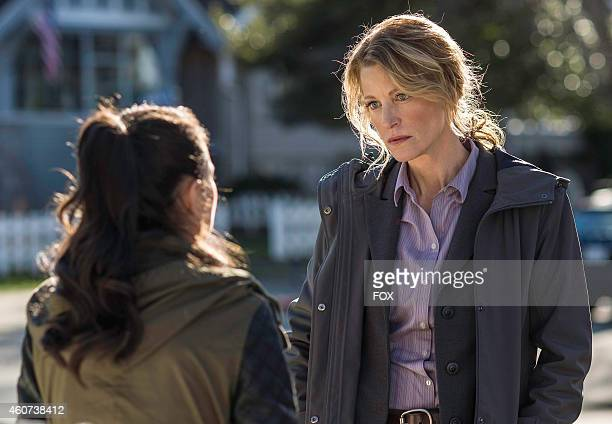 Madalyn Horcher and Anna Gunn in Episode Two of GRACEPOINT airing Thursday Oct 9 2014 on FOX