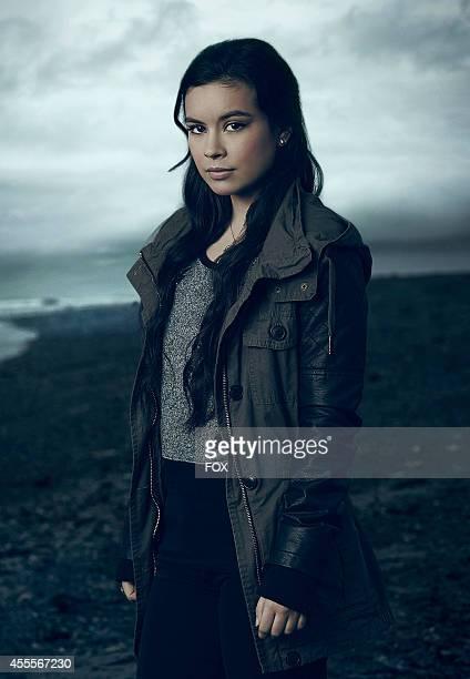 Madalyn Horcher as Chloe Solano GRACEPOINT premieres Thursday Oct 2 2014 on FOX