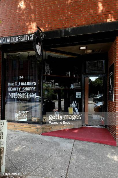 Madam C.J. Walker Beauty Shoppe and Museum in Atlanta, Georgia on July 27, 2019.