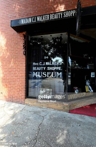 Madam CJ Walker Beauty Shoppe and Museum in Atlanta Georgia on July 27 2019