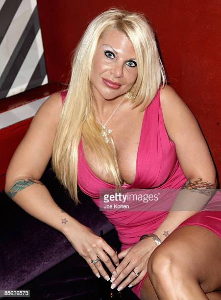 Madam Kristin Davis attends The Manhattan Madam book release party at Cain Luxe March 25 2009 in New York City