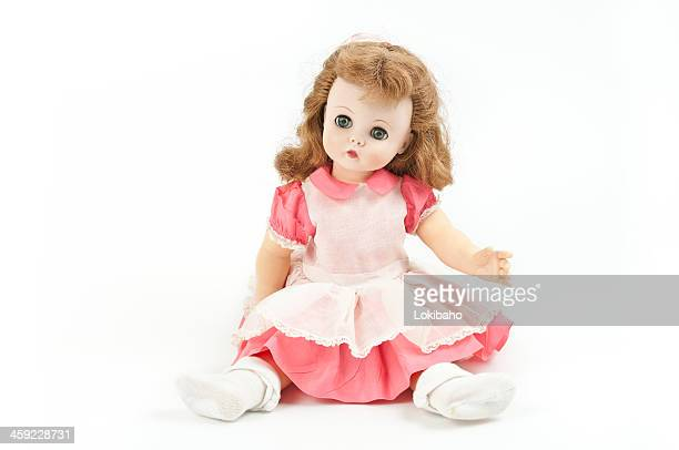 Madame Alexander Kelly Doll Seated