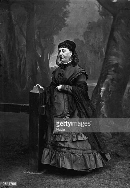 Madame Amandine Aurore Lucie Dupin Baronne Dudevant French novelist who worked under the pseudonym George Sand