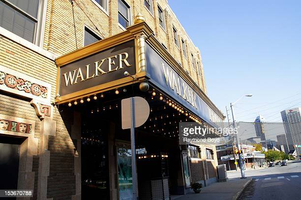 Madame CJ Walker Theatre, in Indianapolis, Indiana on SEPTEMBER 29, 2012.